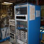Unita di controllo elettronico per la camera di epitassia da fasci molecolari (MBE)