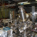 Apparato per fotoemissione a raggi X (XPS)