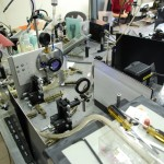Set-up per misure di luminescenza su sensori di gas basati su nanostrutture (quantum dots) di semiconduttori