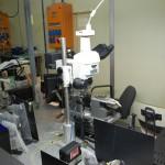 Set-up per lo studio di rivestimenti protettivi colorati per celle solari